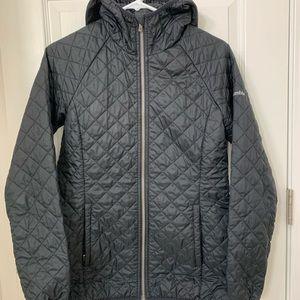 Hooded Columbia Omni heat Jacket
